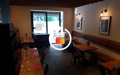 Restaurant familial avec terrasse
