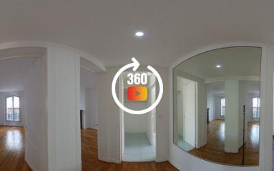 Ref 0762 - Appartement F2 - entièrement rénové à neuf