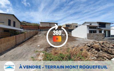 TERRAIN - MONT ROQUEFEUIL - 387m2