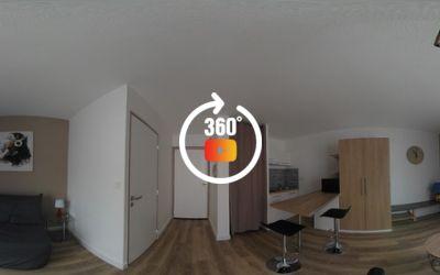 Réf 1157 - T1 semi-meublé - Rodez