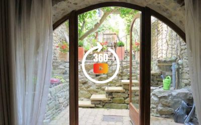 Siran house to rent in France long term, sleeps 4 (Ref: 1632)