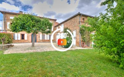 Maison\/villa de 219 m² - 5 chambres - RABASTENS