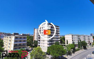 MARSEILLE 13: Appartement 5 pièces 80m2 avec balcon et cave