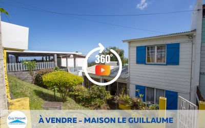 Petite Maison T4 - 65m2 avec jardin