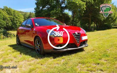 Giulietta QV Launch Edition