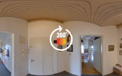 Superbe attique de 4,5 pièces à Mannens