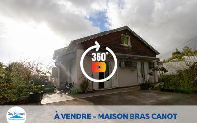 MAISON - BRAS CANOT - TAN ROUGE