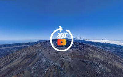 Visite virtuelle 360 de l'Ile de La Réunion
