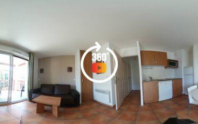 Appartement de type T3 à St-Jean-de-Luz