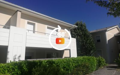 T2 LANGON - Investissement locatif balcon terrasse et parking