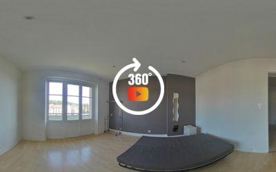 EPINAL CENTRE, Appartement F1 meublé