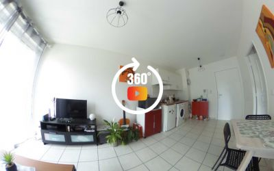 Appartement T2 Anglet 32m2