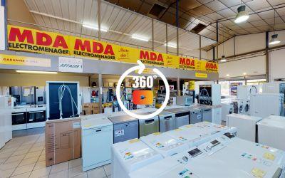 MDA électroménager le crès