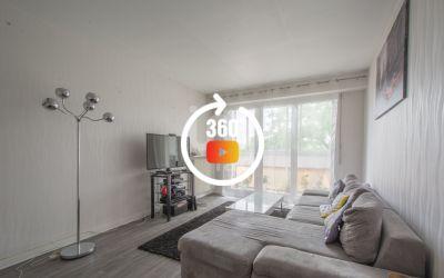 Appartement 5 pièces 98m² Créteil - 10min métro Pointe du lac