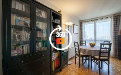 Appartement 3 pièces 75 m² + parking à 10 min du métro Créteil Université