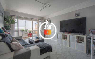 Appartement 4 pièces 81m² Créteil - 10min métro Pointe du lac