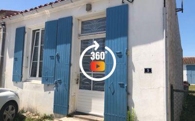 Maison de 55 m² rénovée
