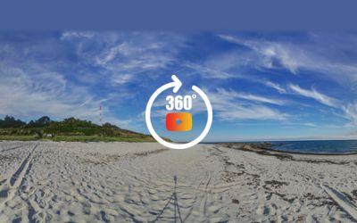 Beg Meil plage des dunes Fouesnant Finistère