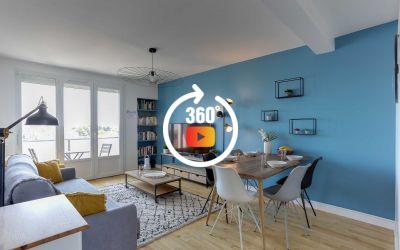 Appartement T3 en colocation bd Oscar Leroux à Rennes