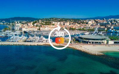 Cannes en 360