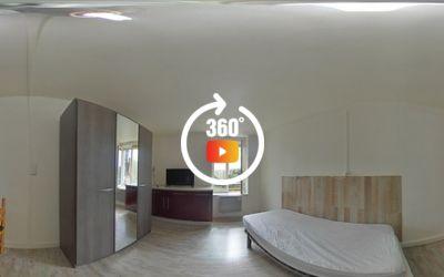 Épinal appartement F1 meublé