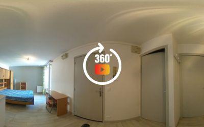 Référence 202-Studio meublé Rodez