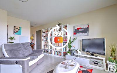 Appartement de 64 m² - 2 chambres - TOULOUSE