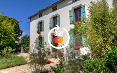 MAISON DE CAMPAGNE - RENOVATED VILLAGE HOUSE