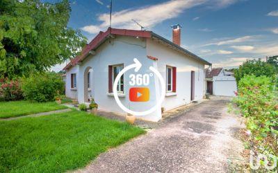 Maison\/villa de 90 m² - 3 chambres - RABASTENS
