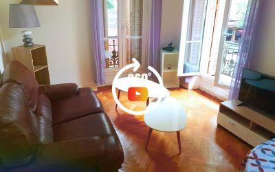Appartement 3 Pièces Nice Gambetta