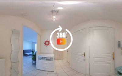 Appartement de 64 m²  3 pièce(s) \/ 2 chambre(s)   FIRMINY