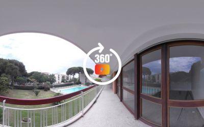 """Visite Virtuelle Centrale Résidence \""""MANSARD"""