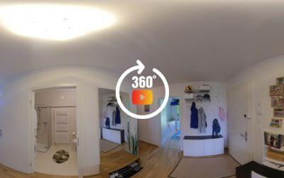 Superbe appartement de 4,5 pièces avec grand balcon dans immeuble Minergie