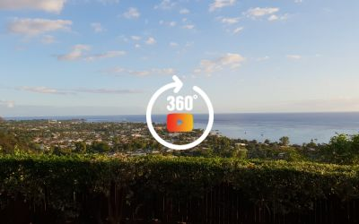 Location appartement F3 à Taapuna, Punaauia (Charges incluses)
