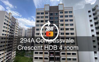 294A Compassvale Crescent HDB 4room