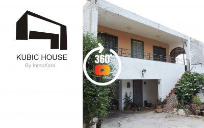 KUBIC HOUSE - Casa de campo en Pedreguer