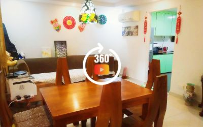 Exclusively Renovated 4-Room HDB in Hougang