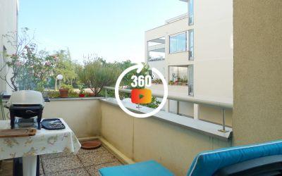 Appartement F3 réaménagé - 69m²
