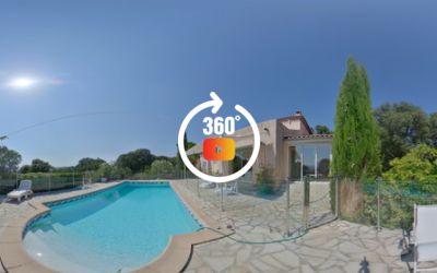 Montpeyroux long term rental villa France