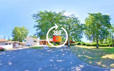 Maison 166m² 4 chambres LE PIAN MEDOC 1978m² terrain
