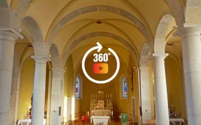 Église Saint Christophe à Vesancy
