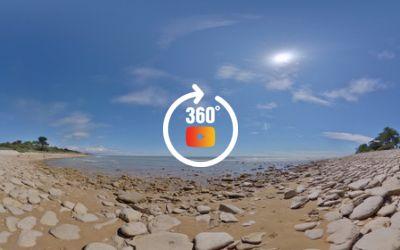 Plage de Ragounite Jard-sur-mer Vendée