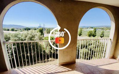 3 pièces 56 m2 avec terrasse et garage - Frejus