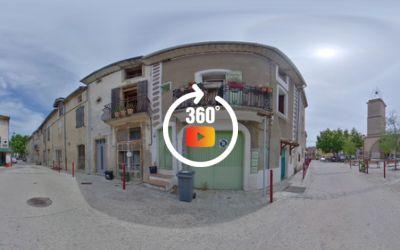Place de Montpeyroux