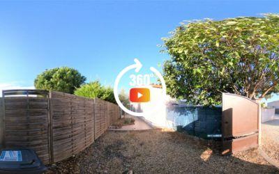 Maison indépendante  T2 avec jardin