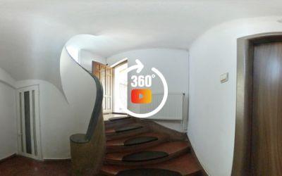 3 camere demisol de vila Vasile Lascar-Icoanei
