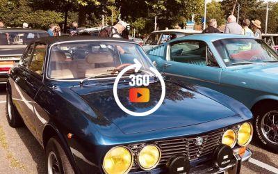 Alfa Romeo Bertone 2000
