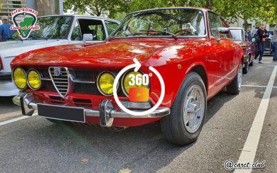 Alfa Romeo Bertone 1750 (rouge)