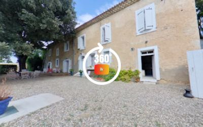 Domaine de Cabrials large holiday rental \/ long term rental in Languedoc