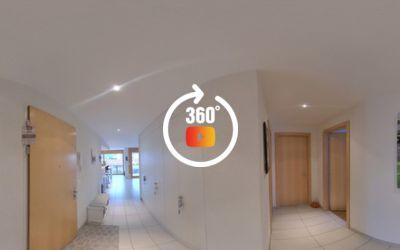 Superbe appartement de 4,5 pièces avec grand balcon de 20 m2
